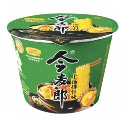 JML Noodles - Stew Pork Flavour (今麦郎上湯排骨碗麵) Bowl Noodle