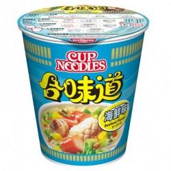 Nissin Noodles - Seafood Flavour (合味道 海鮮味 杯麵) Cup Noodle