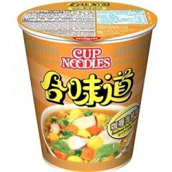 Nissin Noodles - Seafood Curry Flavour Cup Noodle