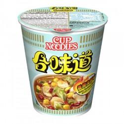 Nissin Noodles - Spicy Seafood (合味道 香辣海鲜味 杯面) Cup Noodle