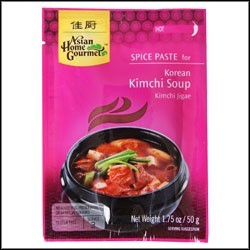 Asian Home Gourmet Spice Paste For Korean Kimchi Soup