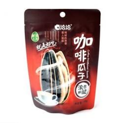 Cha Cha Coffee (洽洽咖啡瓜子) Sunflower Seeds