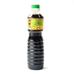 Tai Hua (大華生抽王) Light Soy Sauce