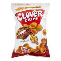 Leslie's 145g Clover Chips Barbecue Corn Snacks