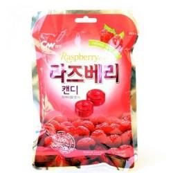 CW Snacks (라즈베리캔디) Raspberry Candy snack
