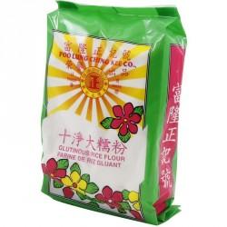 Foo Lung Ching Kee (富隆正記 十淨大糯粉) 450g Glutinous Rice Flour...