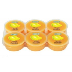 Coconut Gel - Snack - Cocon Mango Flavoured Jelly Pudding With Coconut Gel Pieces