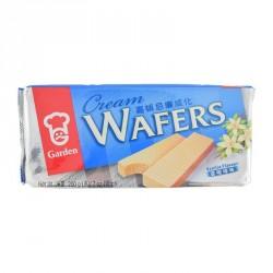 GARDEN Cream Wafers (嘉顿忌廉威化 - 雲呢拿味) Vanilla Flavour