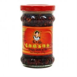 Laoganma Peanuts (老干媽 油辣椒) in Chilli Oil