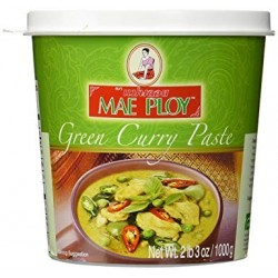 Cooking Paste - Mae Ploy Green Curry Paste