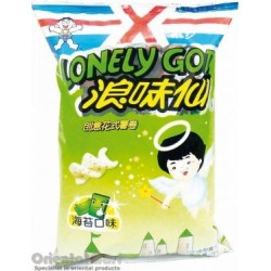 Snack - Lonely God Crackers (浪味仙海澡口味) - Seaweed
