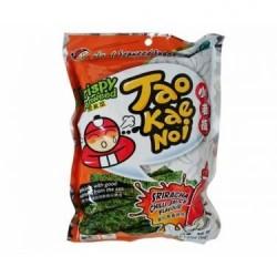 Sauce - Tao Kae Noi Crispy Seaweed - Sriracha Chilli Sauce Flavour