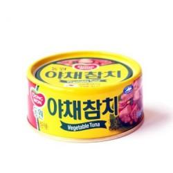 Dong Won Vegetable Tuna