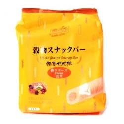 Yuki & Love Whole Grains Energy Bar (雪之戀 起司口味穀麥妃妃棒) Cheese