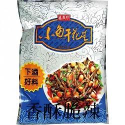 Tinned Seafood - TF (盛香珍 小魚乾花生) Fried Fish with Peanut