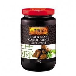 Lee Kum Kee Black Bean Garlic Sauce (李錦記 蒜蓉豆豉醬) 368g LKK Black Bean Sauce