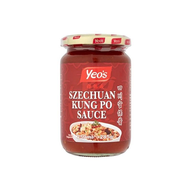 Sauce - Yeo's (楊協成四川宮保醬) Szechuan Kung Po Sauce