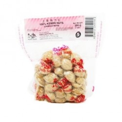 North South 100% Kemiri Nuts (角力仁) Candle Nuts