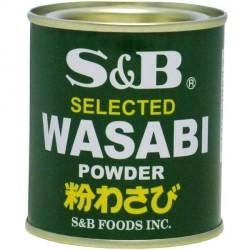 S&B Selected Wasabi Powder