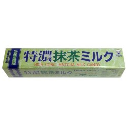 Snack - Uha Tokuno Matcha Milk Stick Candy