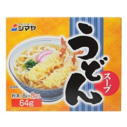 Noodles - Shimaya Powdered Soup for Udon