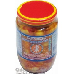 Snack - Hong Brand Pickled Egg Plant with Chilli