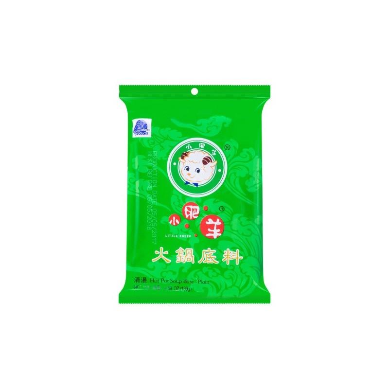 Little Sheep (小肥羊 火鍋湯料) Hot Pot Soup Base - Plain