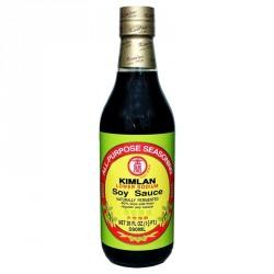 Kimlan Sauce (金蘭薄鹽醬油) Lower Sodium Soy Sauce