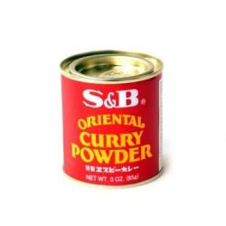 S&B Spices 85g Oriental Curry Powder
