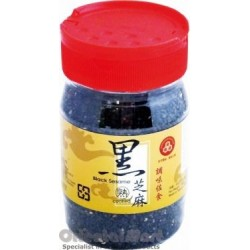 Chin Jun I (熟黑芝麻) Cooked Black Sesame