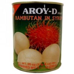 Aroy-D Rambutan In Syrup...