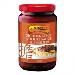 Sauce - Lee Kum Kee (李錦記 四川擔擔麵醬) Sichuan Spicy Noodle Sauce