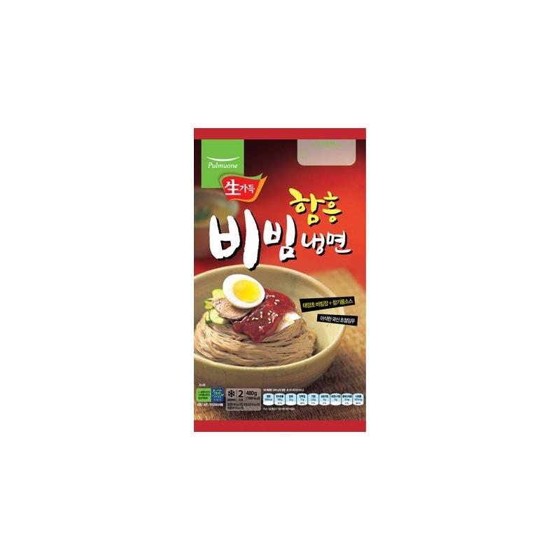 Noodles - (풀무원 함흥 비빔냉면) Pulmuone Hamhung Naeng Myun