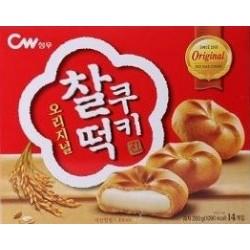 CW Snacks Original Rice Cake Cookie Snack