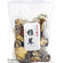 Mushrooms - Chinese Dried Mushrooms (Shiitake) (中國冬菰)
