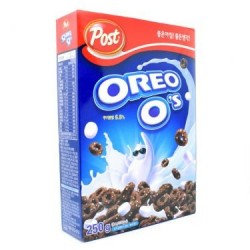 Post Oreo O's Choco Cereal with Marshmallow