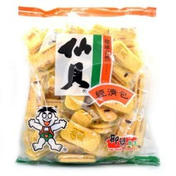 Snack - Want Want Senbei Rice Crackers 420g (旺旺 仙貝 經濟裝)