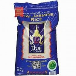 Thai Crown - Thai Jasmine Milagrosa Rice 5kg