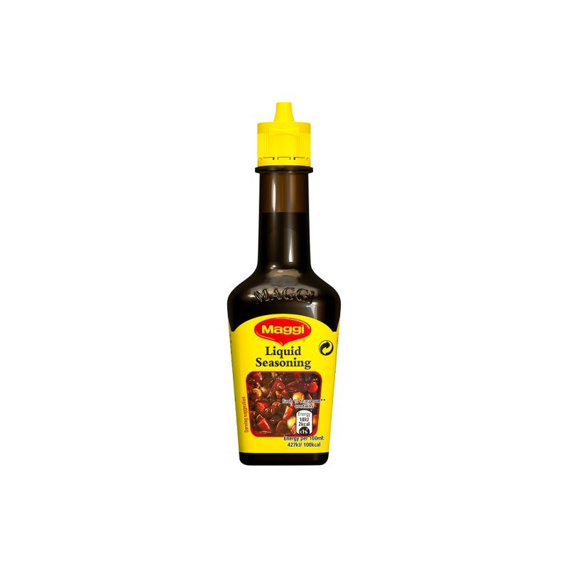 Maggi Liquid Seasoning 101ml Bottle Vegetarian Seasoning