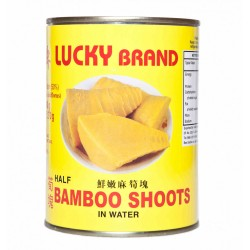 Lucky - Bamboo shoots in water - Half