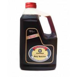 Kikkoman Soy Sauce 1.9L Large Bottle