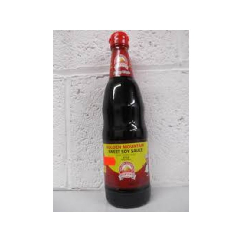 Golden Mountain Sweet Soy Sauce 600ml bottle