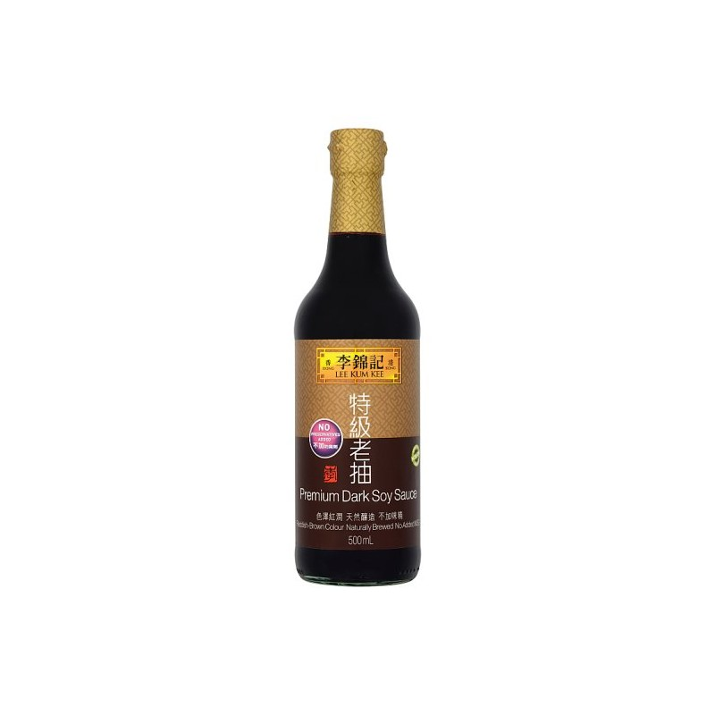 Lee Kum Kee - Premium Dark Soy Sauce - 500ml