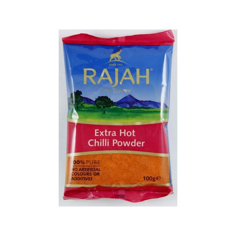 Rajah extra hot chilli powder