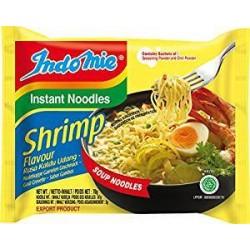 INDOMIE instant noodle shrimp 70g