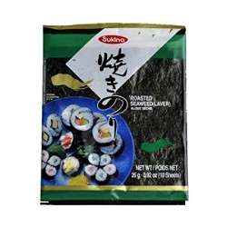 Sukina - Roasted Seaweed - 10 sheets