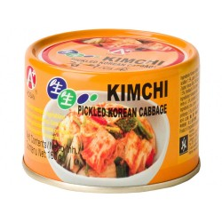 Kimchi - Korean Style Pickled Cabbage - 160g