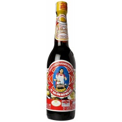 Thai Oyster sauce 600ml Bottle Maekrua Thai Oyster Sauce