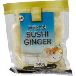 Golden Turtle Brand - Sushi Ginger - 240g