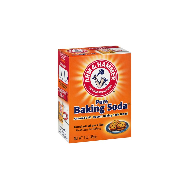 Arm & Hammer - Pure Baking Soda - 454g
